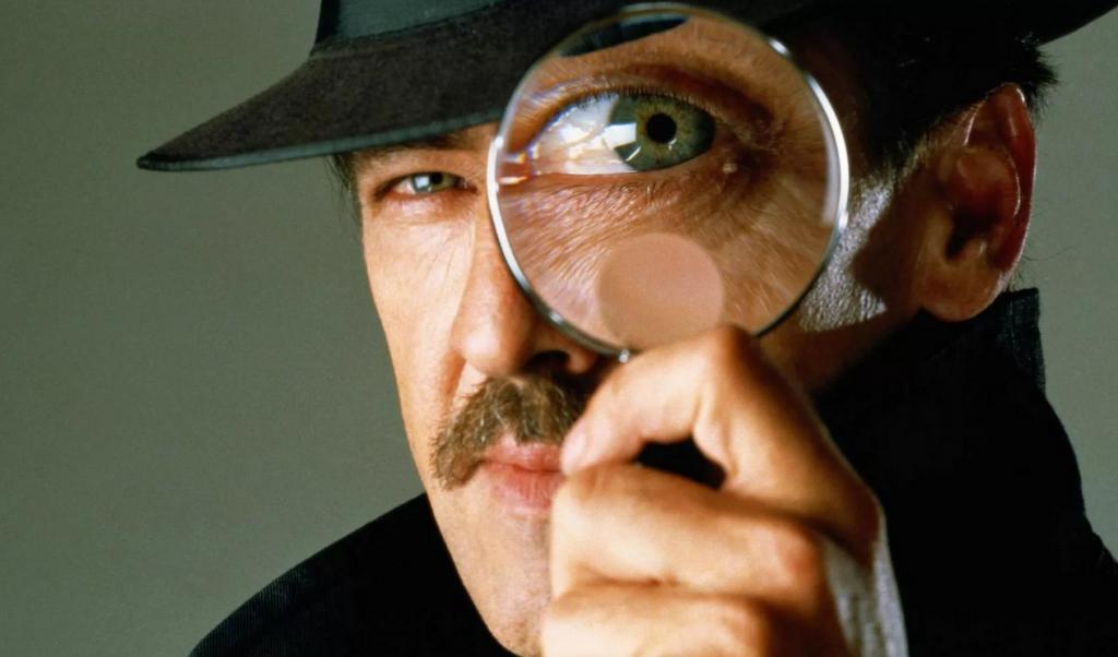 лучшее детективное агентство